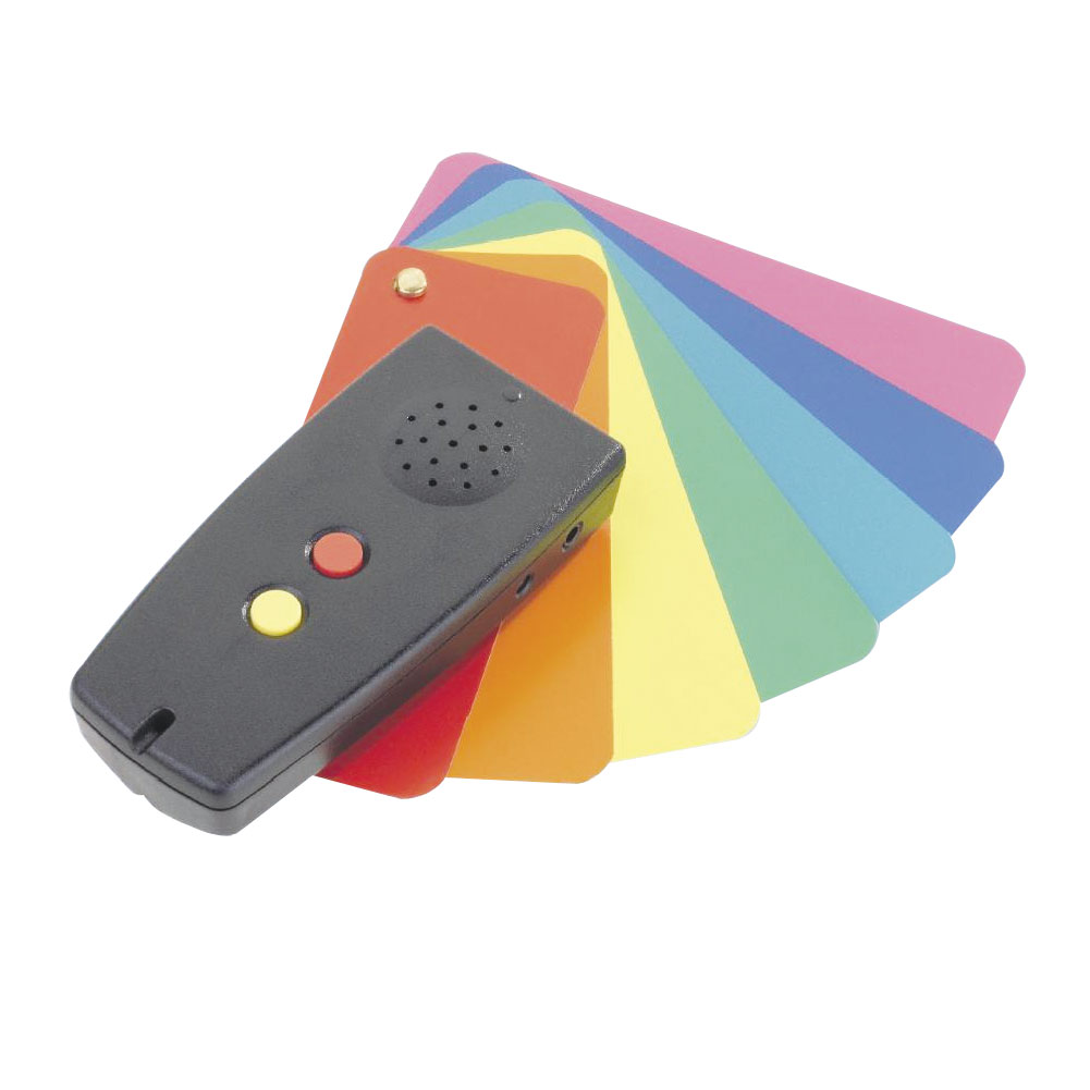 Color Identifier-Light Detector