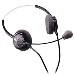 Supra Binaural Headset