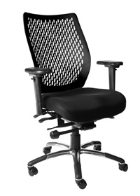 Airopedic Ergonomic Flex-Back Office Chair