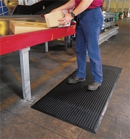 Interlocking Anti-Fatigue Mat