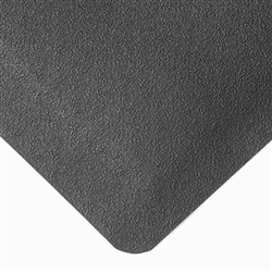 Notrax 480 Pebble Trax Safety and Anti-Fatigue Mat Dry 4' x 75' Black