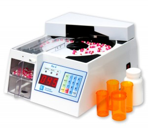 Rx-4 Automatic Tablet & Capsule Counter