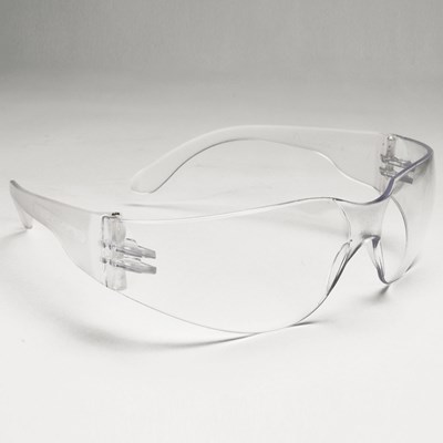 N-Specs Tridon LT Clear Lens Safety Glasses