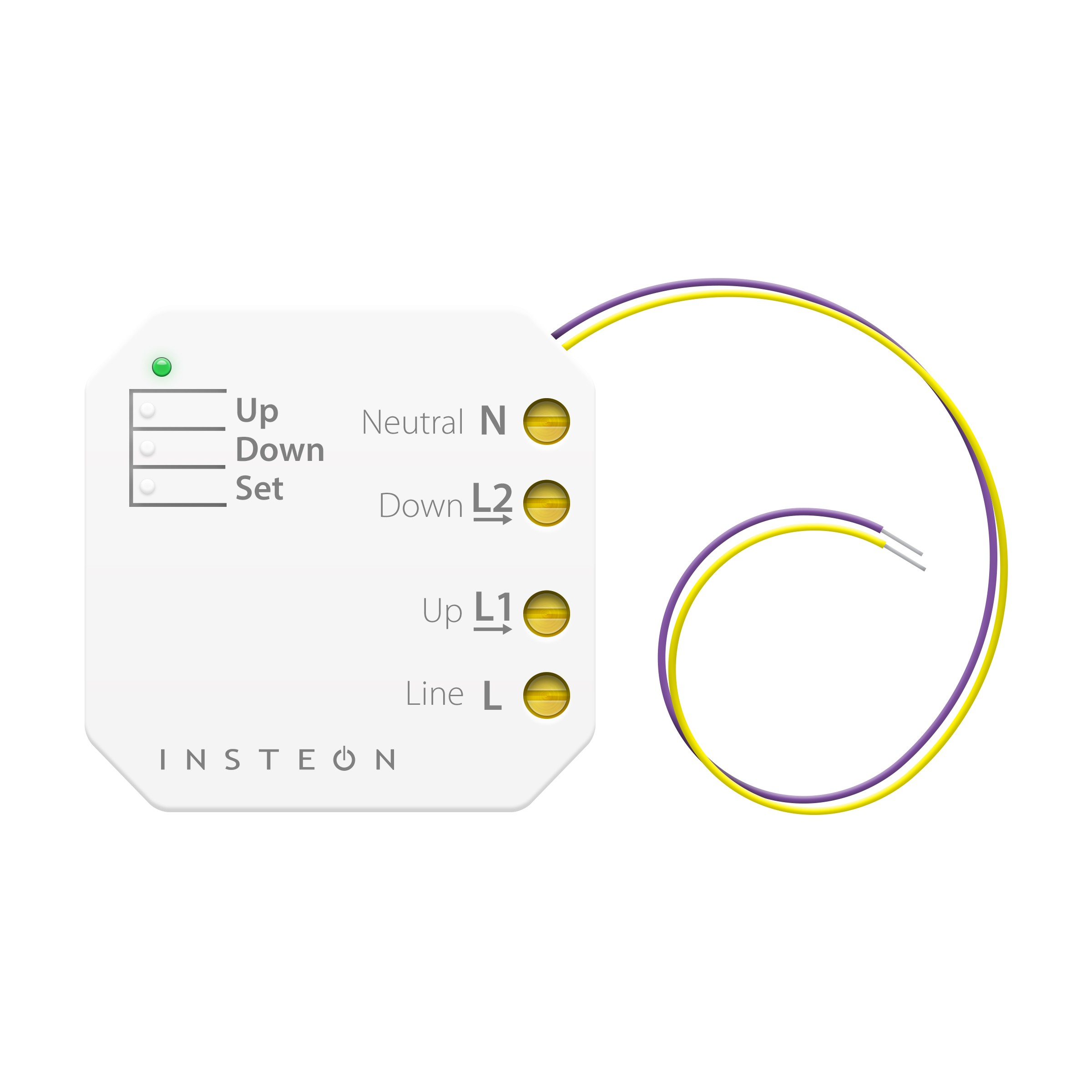 Insteon Remote Control Micro Open/Close Module
