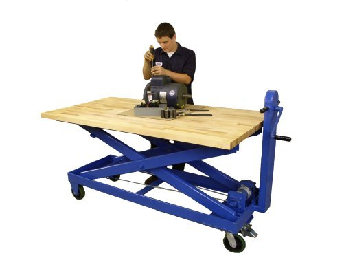 Mechanical Lift Tables