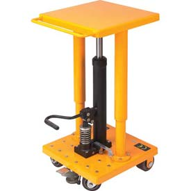 Work Positioning Post Lift Table 272470 500 Lb. Cap