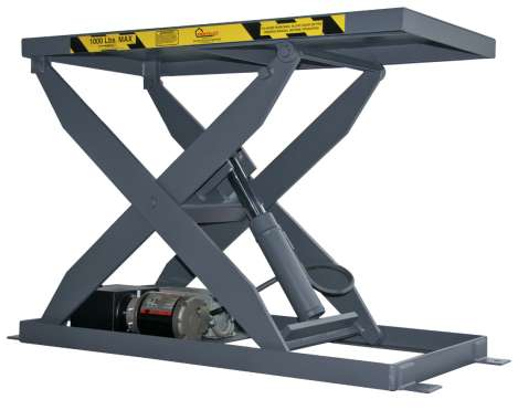 IR Series Lift Table