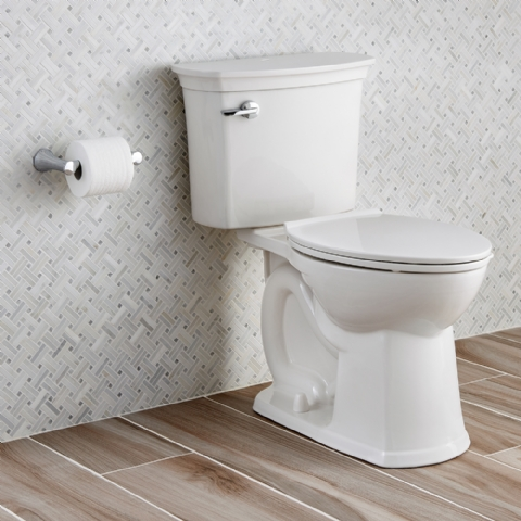 ActiClean Self-Cleaning Right Height Elongated 1.28GPF Toilet