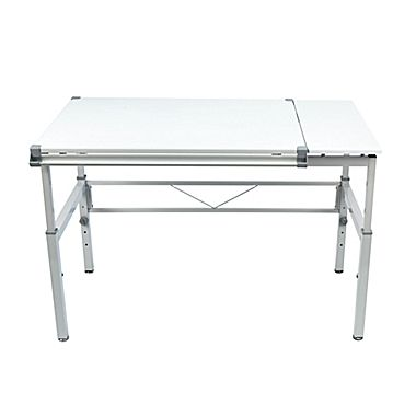 "Studio Designs 53.5""W x 30""D Metal Graphix II Workstation"