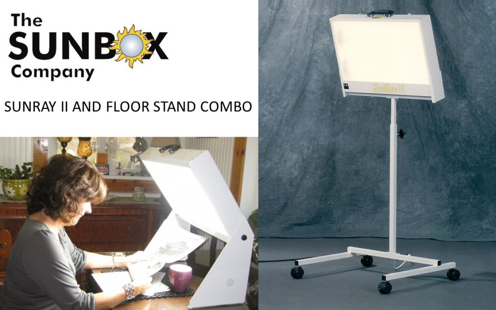 SunRay II Floor Stand Combo Package