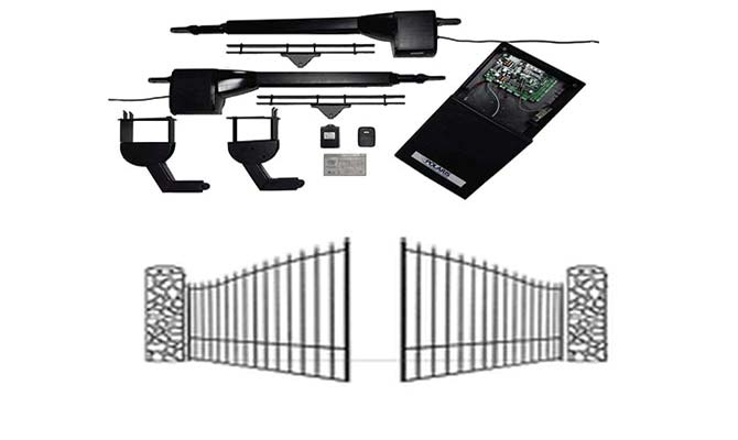 Polaris 500/502 Bi-parting Swing Gate Opener