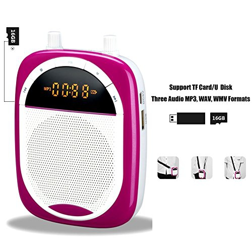 S610 2.4G Wireless Digital Voice Amplifier for Teachers