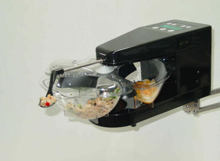 Mealtime Partner Dining System