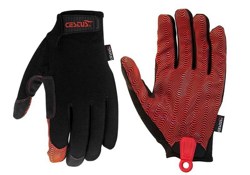Cestus Boxx Box Handling Gloves with Extra Grip