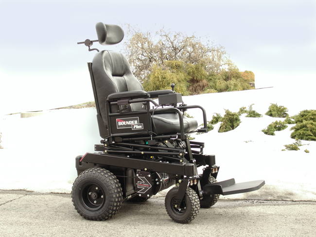 Bounder Plus Off-Road Power Wheelchair