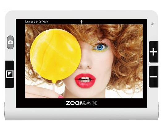 Snow 7 HD Plus Handheld Video Magnifier