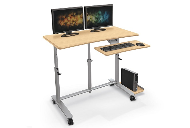 Ergo E. Eazy Sit-Stand Workstation