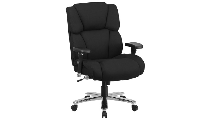 Hercules Series 24/7 Intensive Use Big & Tall Chair