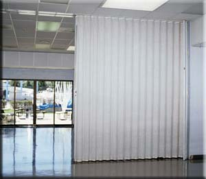 Curtitions Collapsible Sound Curtains