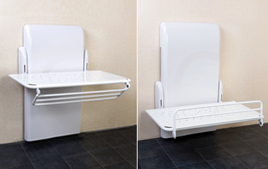 Height Adjustable Changing Table - Adjustable changing table