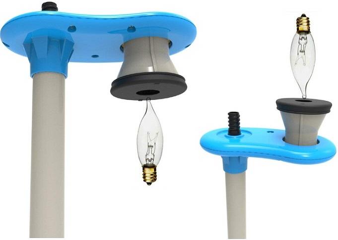 Vaulted Ceiling Light Bulb Changer Swasstech